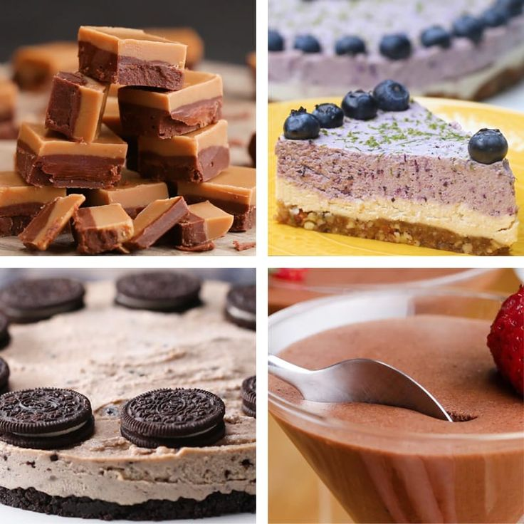 Ditch The Dairy With These 7 Incredibly Delicious Desserts