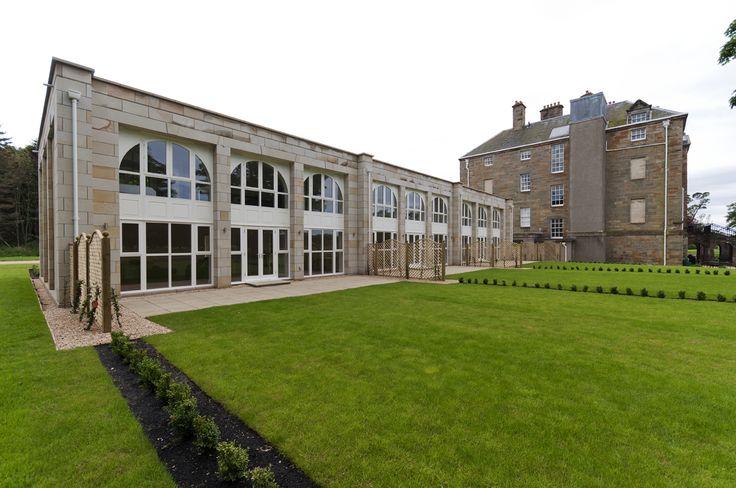 Elie Orangery, Fife