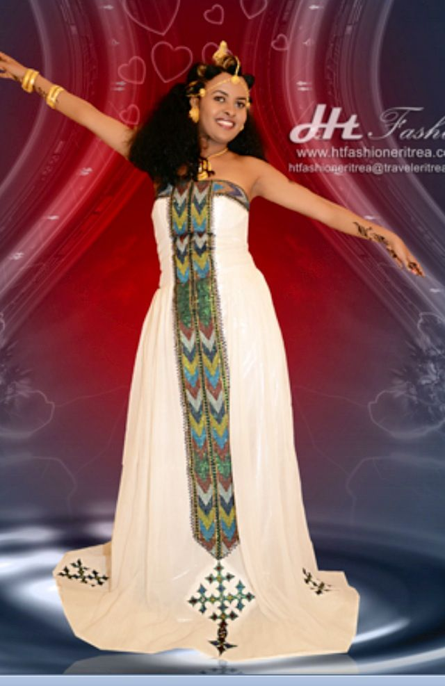 208 best images about habesha on pinterest eric for Traditional ethiopian wedding dresses