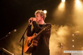 Kodaline at the Olympia, Dublin - 21 November 2013. And loads more snaps on the Goldenplec site!