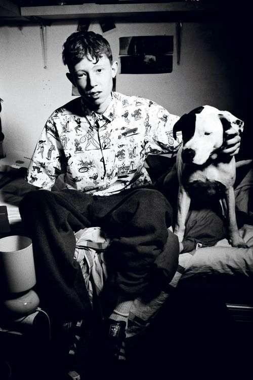 King Krule can sure play some kicking riffs. You'd never think that such a voice could come from delicate Archy Marshall.
