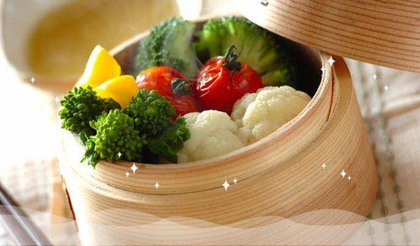 健康的に痩せられる?!話題の「蒸し野菜ダイエット」でキレイもキープ!   ギャザリー