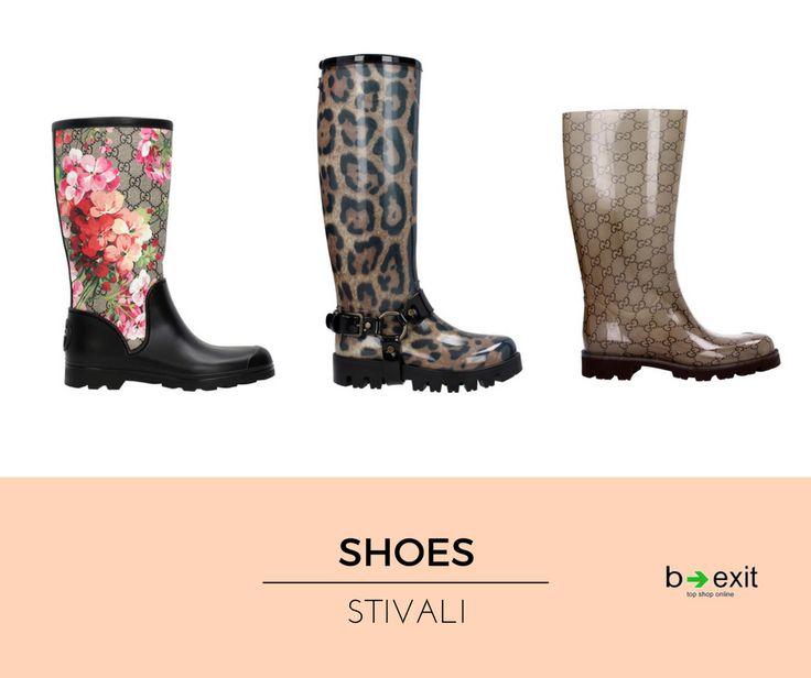 Gli stivali da pioggia sono indispensabili per questa stagione! Acquista quelli super fashion su b-exit.com! 1.https://goo.gl/WY8a0t 2.https://goo.gl/klVabi 3.https://goo.gl/PIo4FK
