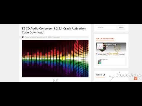 EZ CD Audio Converter 8 2 2 1 Activation Free Key | install download