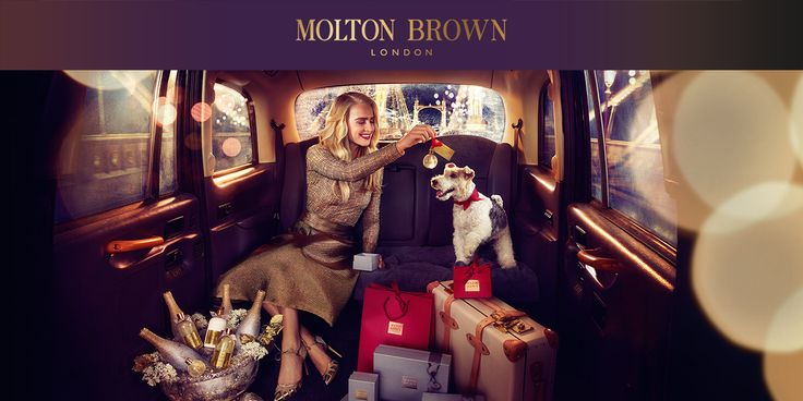 Can you Find Poppy? Discover daily prizes along the way with Molton Brown. Plus, you could win £500 worth of Christmas gifts and a luxurious pamper experience. Festive magic awaits...
