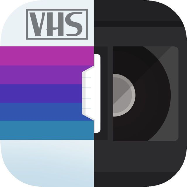 Huji Cam On The App Store Vhs Glitch Camcorder Vhs