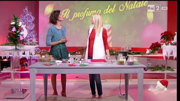Le candele e i profuma-ambienti - Detto fatto 17/12/15