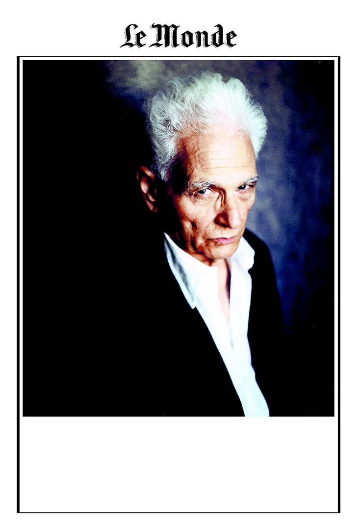 an analysis of the topic of deconstruction in the literary criticism by jacques derrida (a handbook to literary research, 131) deconstruction rejects the word analysis or derrida, jacques ed deconstruction and criticism london.