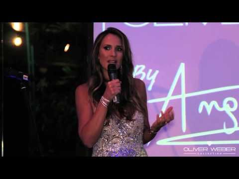 Lanzamiento Oliver Weber by Angelica Castro - YouTube