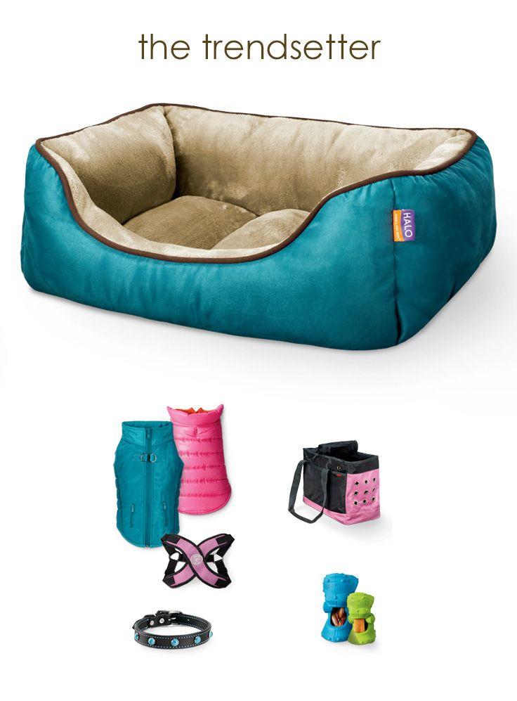 Halo Dog Bed Cuddler