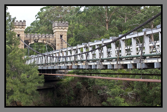 Hampton Bridge ~ Kangaroo Valley NSW