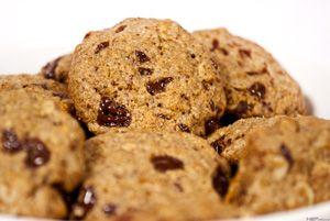 Csokis, zabpelyhes rozskeksz - avagy kézműves vásári keksz I. ~ Receptműves