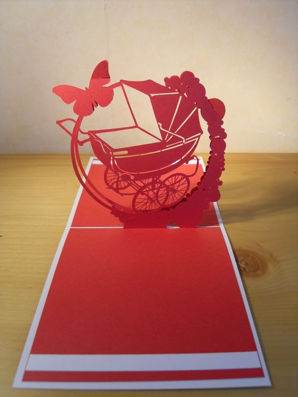 Populaire 233 best kirigami images on Pinterest | Pop up cards, Picasa and  SA63