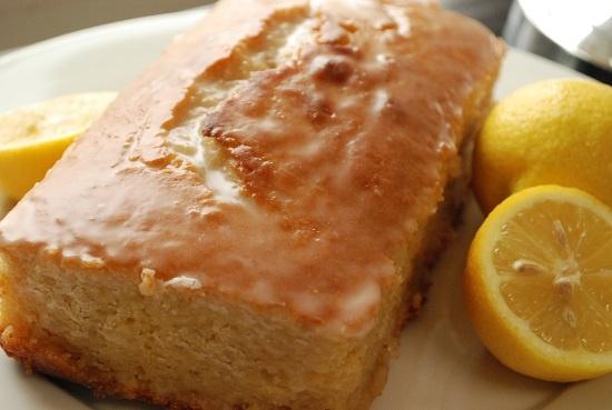 Lemon Yogurt Cake 6 points+