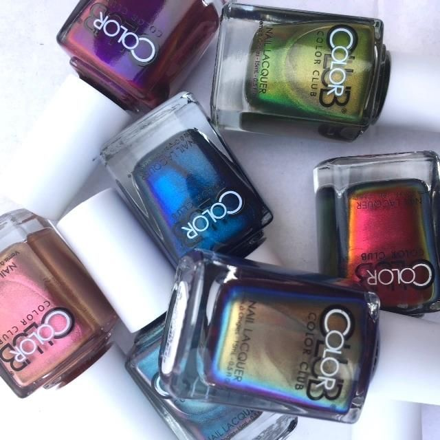 Color Club Oil Slick Collection