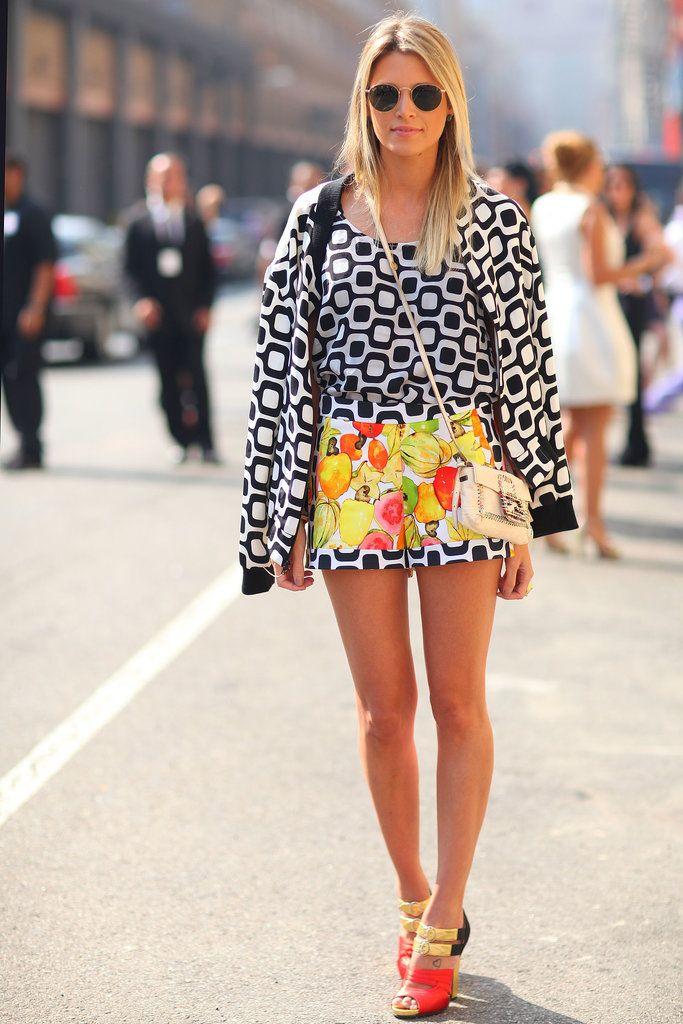NY Fashion Week Spring 2014
