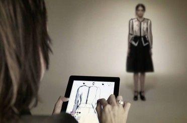 aplicativo ipad para desenho de moda