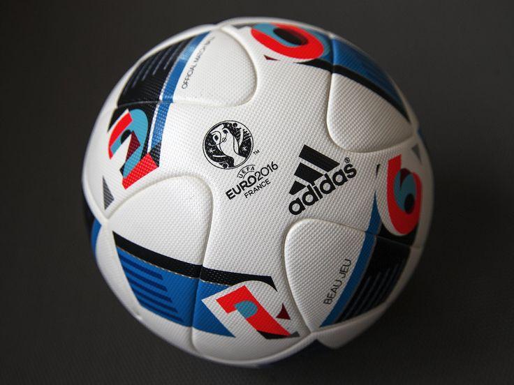El balón oficial para la Eurocopa Francia 2016