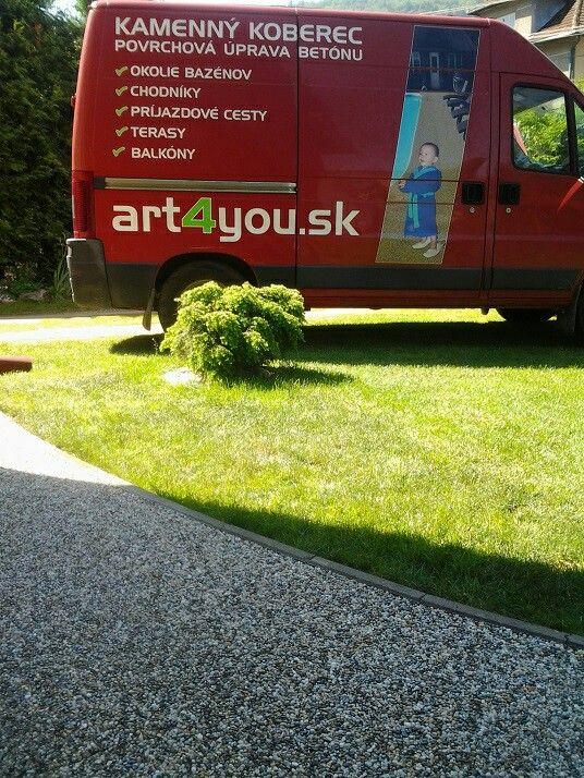 Riečny okrúhliak 4/8mm.  #art4you #art4youpodlahy #kamennykoberec #kamenny #koberec #podlaha #podlahy #liatepodlahy