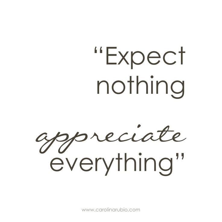 """""""Expect nothing, appreciate everything"""" #carolinarubio #swimwear #jewelry #accessories #quotes #quote"""