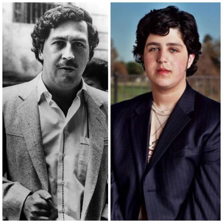 Striking resemblance between Pablo Escobar and his son today #funny #meme #LOL #humor #funnypics #dank #hilarious #like #tumblr #memesdaily #happy #funnymemes #smile #bushdid911 #haha #memes #lmao #photooftheday #fun #cringe #meme #laugh #cute #dankmemes #follow #lol #lmfao #love #autism #filthyfrank #trump #anime #comedy #edgy