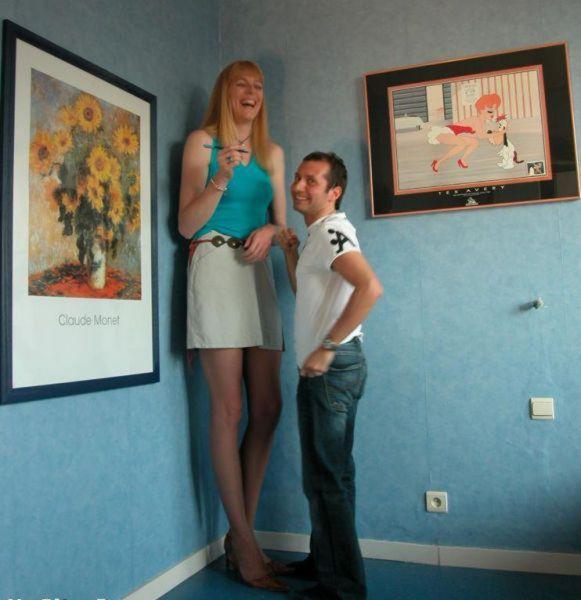 Really Giant Girls