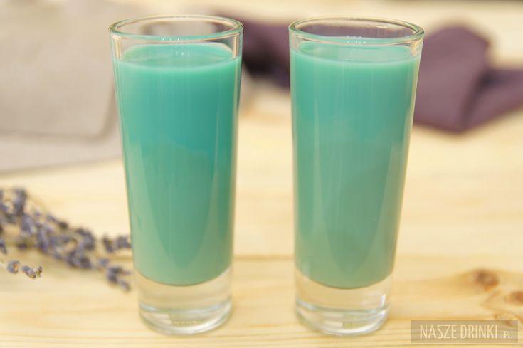 Agua – przepis na trójskładnikowy shot