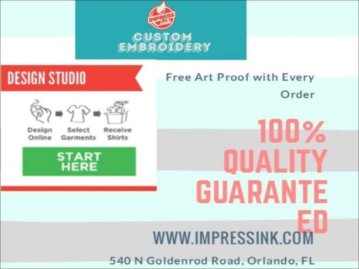 Impressink is a Commercial Printing Companies which offers #Custom #Screen Printing, #Embroidery & Promotional Product as per clients requirement.