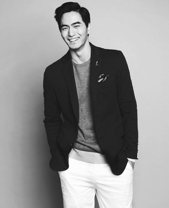 Lee Jin Wook for LG's TNGT Spring/Summer 2014 Ad Campaign