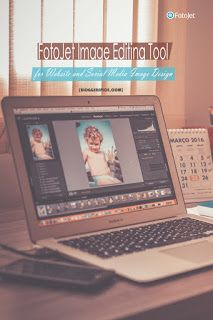FotoJet Image Editing Tool For Website And Social Media Design