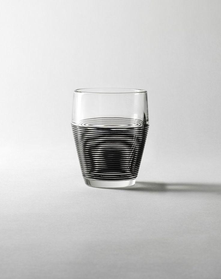 Timo thermo tumbler, black silicone/Timo termo bicchiere, silicone nero - DHS