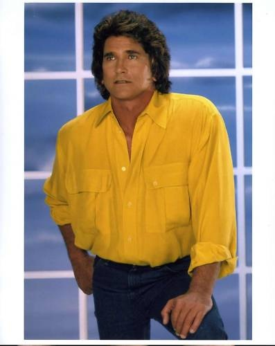 Michael Landon Funny and Handsome
