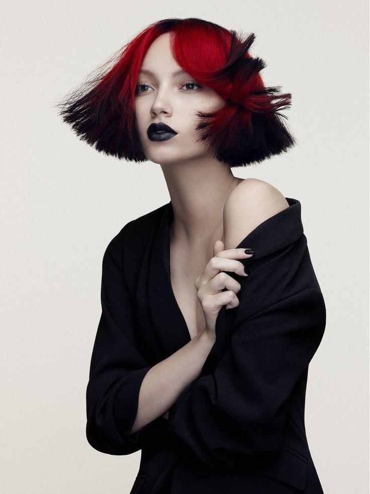 Angelo Seminara - Muse British Hairdressing Awards (BHA) 2016 #angeloseminara #bha2016 #haircolor #hairdye #coloring #hair #волосы #окрашивание #колорирование #прически