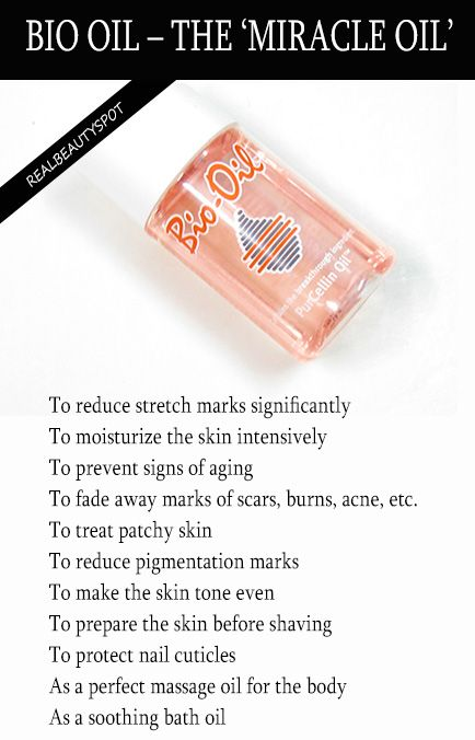 Bio Oil – The 'Miracle Oil' – Review.      I have some of this... I think I might actually start to use it....
