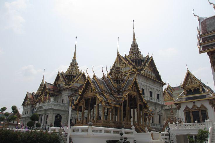 Grand Palace, Bangkok.. Mar 2015.. Live to travel..