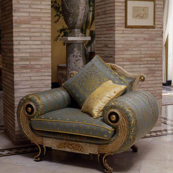 1000 idées sur le thème Fauteuil Baroque sur Pinterest  Style Louis ...