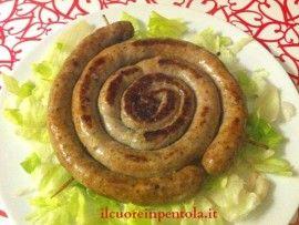 Salsiccia in padella - Ricette con foto, il Cuore in Pentola