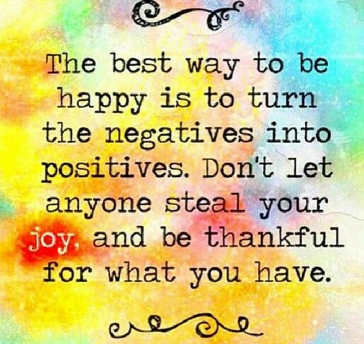 Positive Vibes Only~