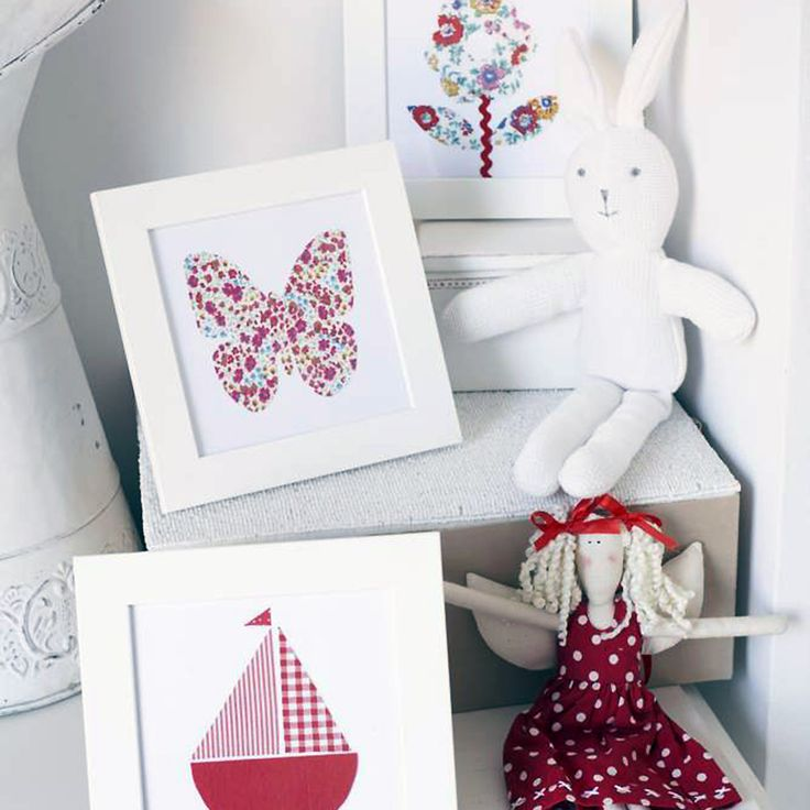 A fresh, summery craft idea for the home... make your own unique matching framed photo display! http://www.prima.co.uk/craft/make-framed-pictures