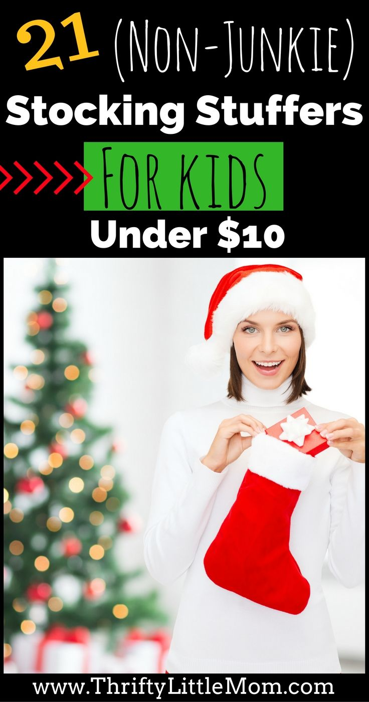 21 non junkie stocking stuffers for kids under 10 discover more ideas about kid stockings. Black Bedroom Furniture Sets. Home Design Ideas