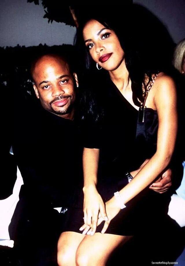 Damon Dash & Aaliyah