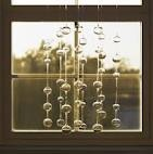 "Iittala ""Ateenan Aamu"" glass wind chimes reminiscent of the church bells in Athens - gorgeous"