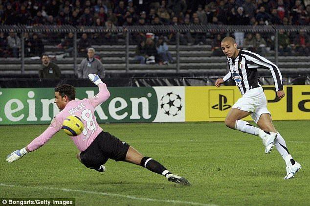 David Trezeguet is the highest scoring foreigner in Juventus history, with 171 goals
