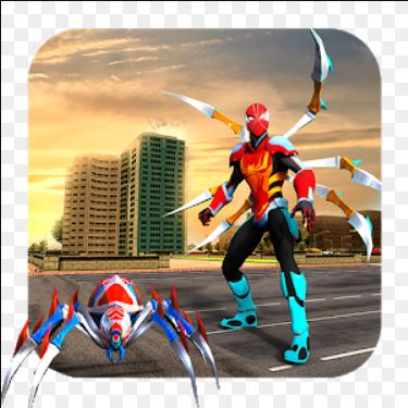Spider Robot War Machine 18 - Transformation Games: It is wartime, Are you ready for superhero fighting games free? Destroy rival war machines who are there to spread evil and chaos in the city, being a killer spider games lover you can't let that happen.