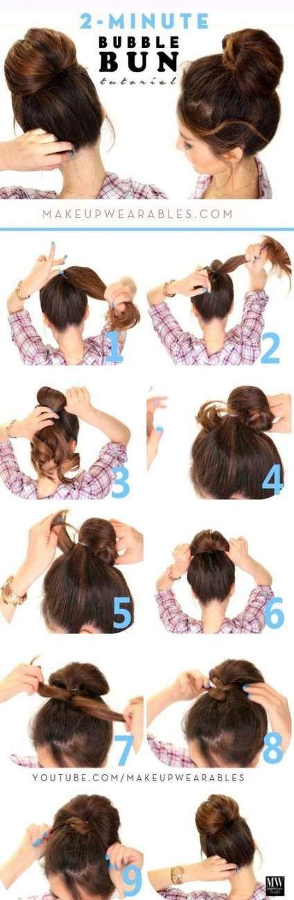 45+ Ideas Hair Styles Messy Lazy,  #Hair #Ideas #Lazy #messy #Styles