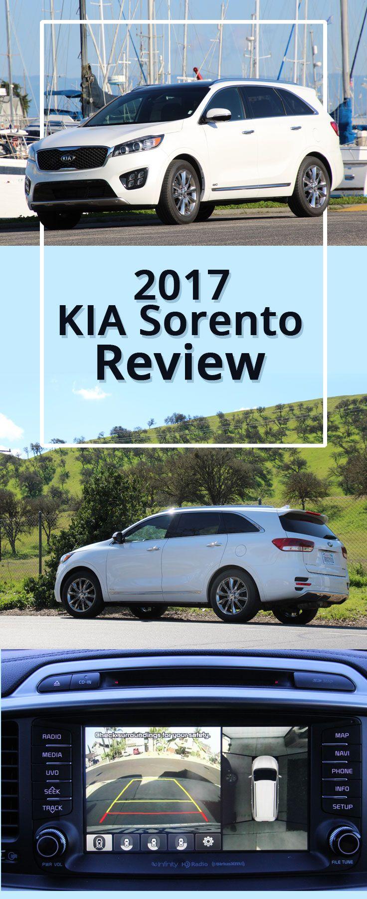 kia sorento review