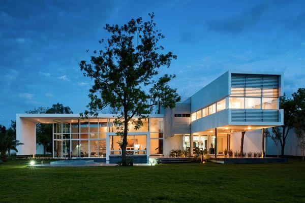 Rem Koolhaas Villa dall'Ava (1985-91)