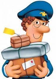 Bilderesultat for postmann pat