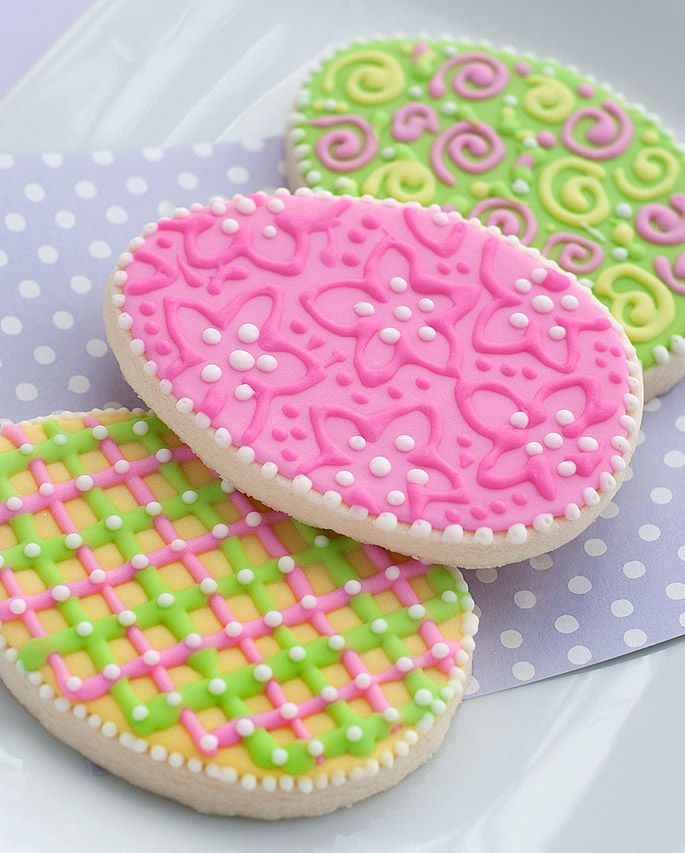 Cute Decorate Cookie Ideas via #TheCookieCutterCompany