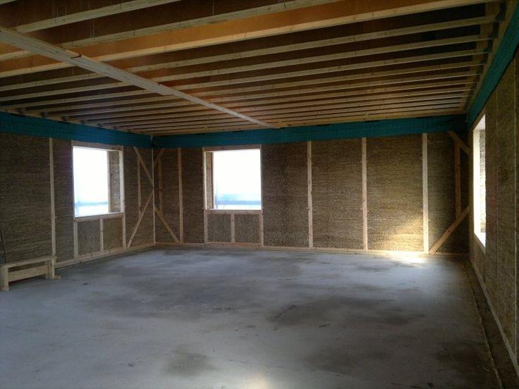 Paneles prefabricados de paja para la construcción de viviendas sustentables | Notas | La Bioguía